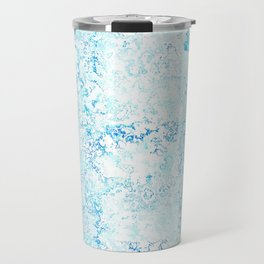 Bactéries bleues Travel Mug