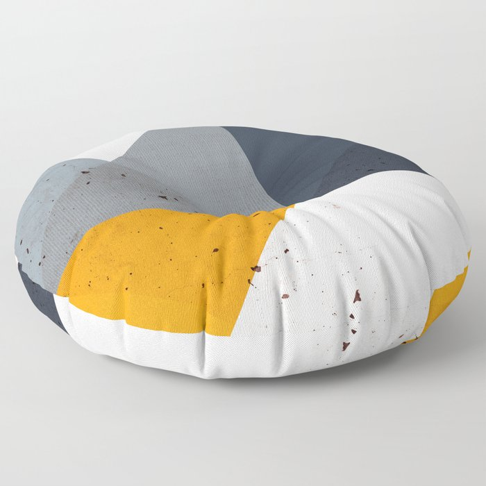 Modern Geometric 19/2 Floor Pillow