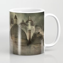 The Valveworks - A Steampunk Fantasy Coffee Mug