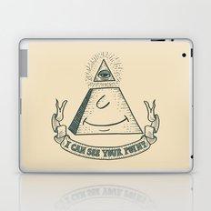 Eye of Compliance Laptop & iPad Skin