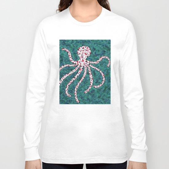 Dream of Octopus Long Sleeve T-shirt