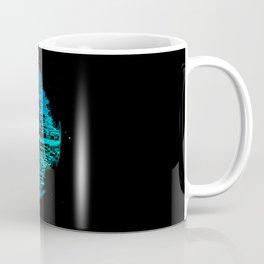 Death Star Blueprint. Coffee Mug