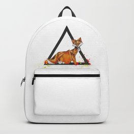Paper Fox- Wild World Of Paper Series Backpack