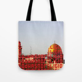 G.H.N.R. Tote Bag