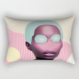 Choose your mood Rectangular Pillow