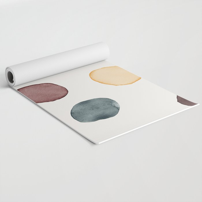 Peace Yoga Mat