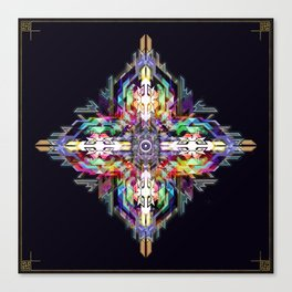 // Point of Understanding Canvas Print