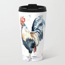Rooster - Eary Riser Travel Mug