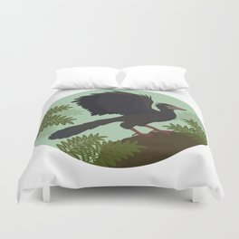 Archaeopteryx Duvet Cover