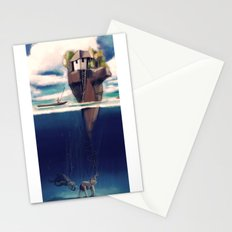 Dream Island Stationery Cards