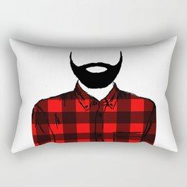 Lumber, Jack Rectangular Pillow