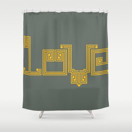 guild Shower Curtain