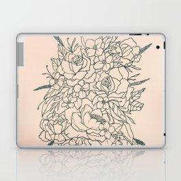 Bouquet series Laptop & iPad Skin