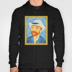 Selfie Van Gogh Hoody