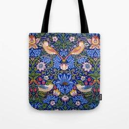 "William Morris ""Strawberry Thief"" 1. Tote Bag"