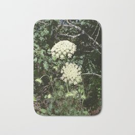 Queen Anne's Lace II Bath Mat