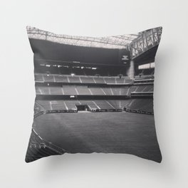 Home of the Texans Throw Pillow