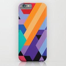 Flat Geometry 01 iPhone 6s Slim Case