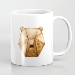 Geo Series - Bear Coffee Mug