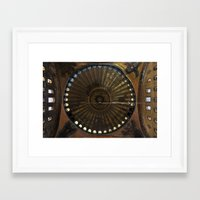 angels Framed Art Prints featuring Angels by Ali Inay