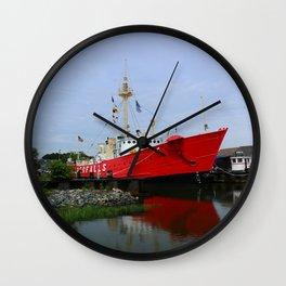 Lightship Overfalls Wall Clock