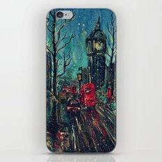 Impressionistic London  iPhone Skin