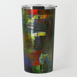 Buried memories Travel Mug