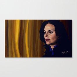 Regina Canvas Print