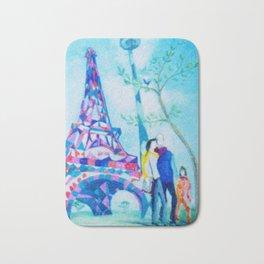 PARIS     by Kay Lipton Bath Mat