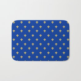 Royal Blue Bath Mat