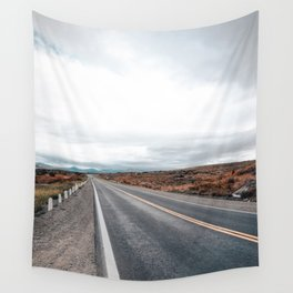 Patagonic road Wall Tapestry
