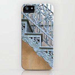 Savannah Blue Staircase iPhone Case