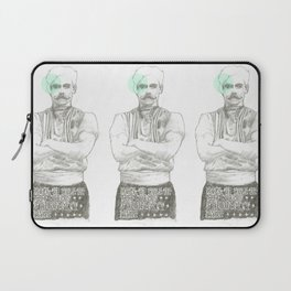 The Strongest Man in the World Laptop Sleeve