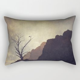 DyinG liGhts Rectangular Pillow