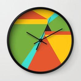 Poligonal 247 Wall Clock
