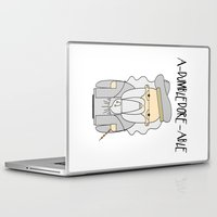 dumbledore Laptop & iPad Skins featuring A-DUMBLEDORE-ABLE.  by BeckiBoos