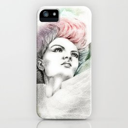 Fallen Faery iPhone Case
