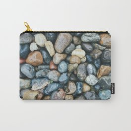 Sea Pebbles Carry-All Pouch
