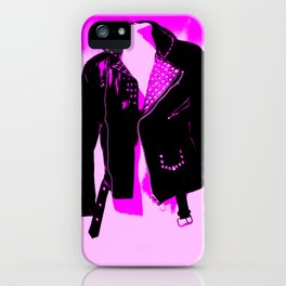Uh Huh! iPhone Case