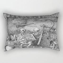 Don't Worry Be Happy 1 Rectangular Pillow