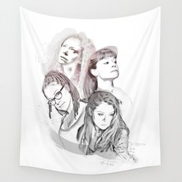 Orphan Black Wall Tapestry