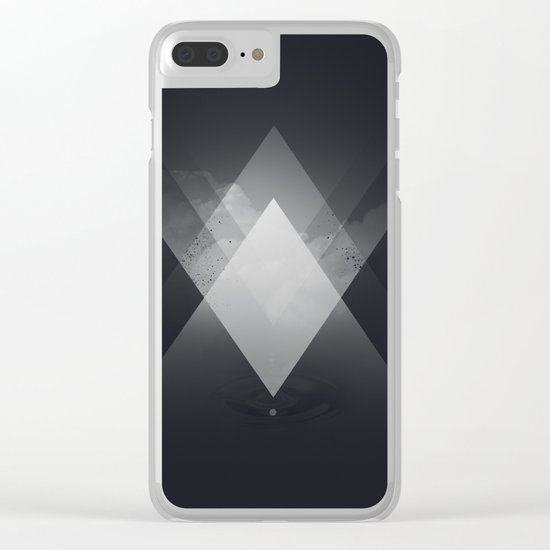 Noir Clear iPhone Case