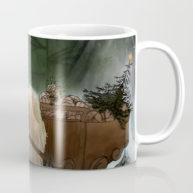 Julebukk Coffee Mug By Mianerdrum Society6