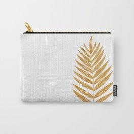 Golden Fern Carry-All Pouch