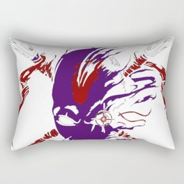 CYBERNETIC CARNAGE Rectangular Pillow