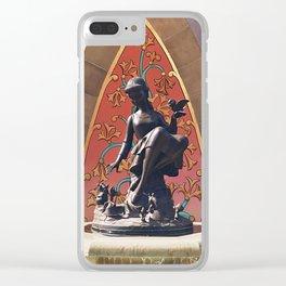 Wishful Princess Clear iPhone Case