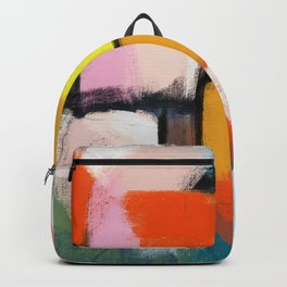 Abstract Chalk Art - Modern Living Backpack