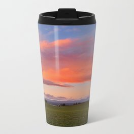 On the Bluff Metal Travel Mug