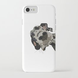Great Dane iPhone Case