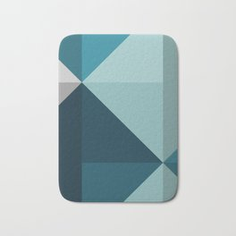 Geometric 1701 Bath Mat